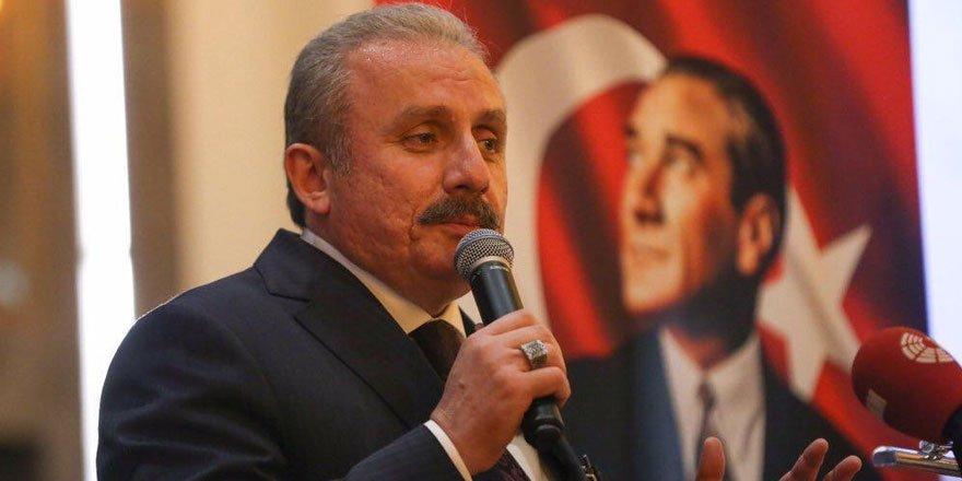 TBMM Başkanı Şentop: Anayasanın ideolojisi İstiklal Marşı olmalıdır