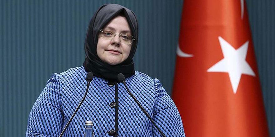 Aile, Çalışma ve Sosyal Hizmetler Bakanı Zehra Zümrüt Selçuk: Kamu personel alımları tek bir sistemden gerçekleştirilecek