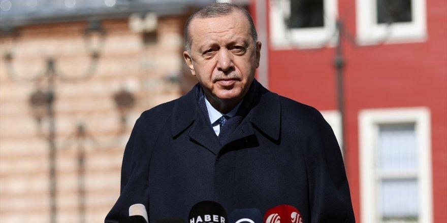 Son dakika... İllerde yeniden kapanma olacak mı? Erdoğan'dan canlı yayında açıklamalar