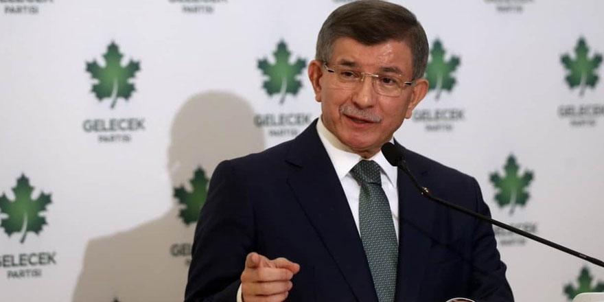 Gelecek Partisi Genel Başkanı Ahmet Davutoğlu, 'seçim ne zaman yapılacak' sorusuna böyle yanıt verdi!