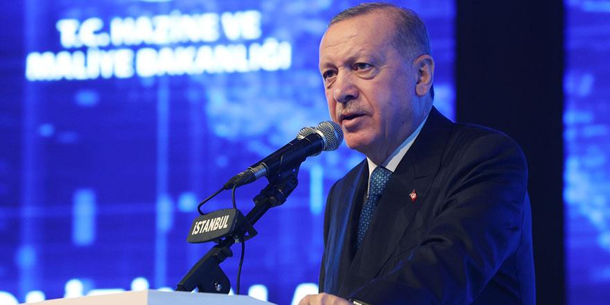 Erdoğan ekonomik reform paketini açıkladı: İşte gelir vergisinden muaf tutulacak esnaf!