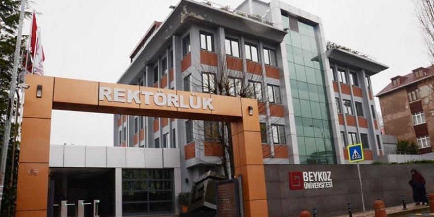 Beykoz Üniversitesi ilan verdi