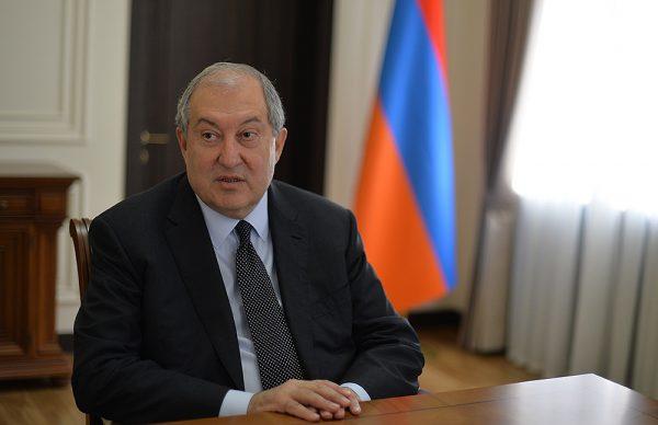 Son dakika... Ermenistan Cumhurbaşkanı hakkında flaş gelişme