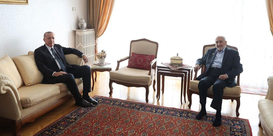 Erdoğan'ın ittifak umutları rafa mı kalkıyor! Milli Görüş cephesinden çok sert açıklama
