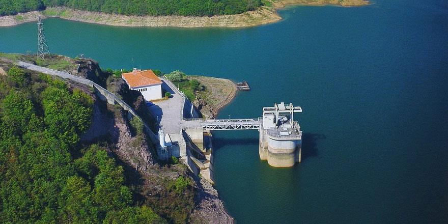 İstanbul'daki barajların son doluluk durumu