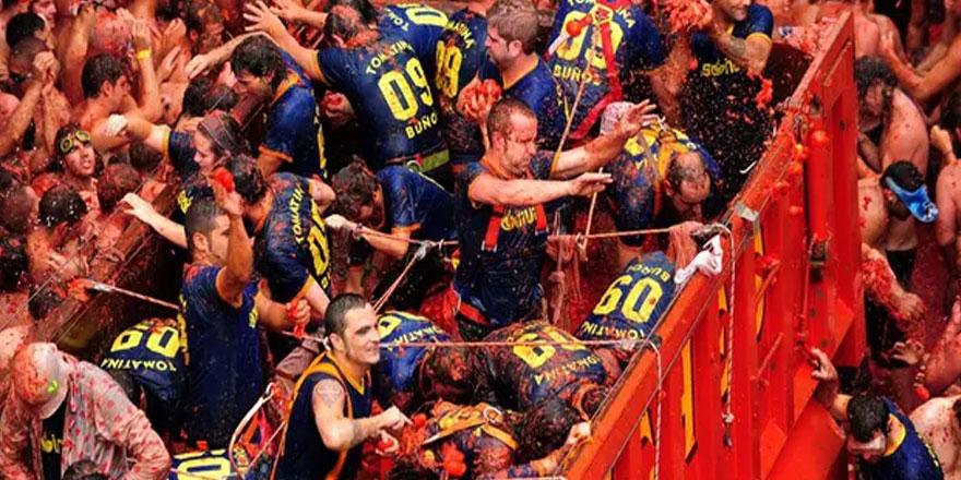 İspanya'da geleneksel festivaller bu yıl da iptal edildi