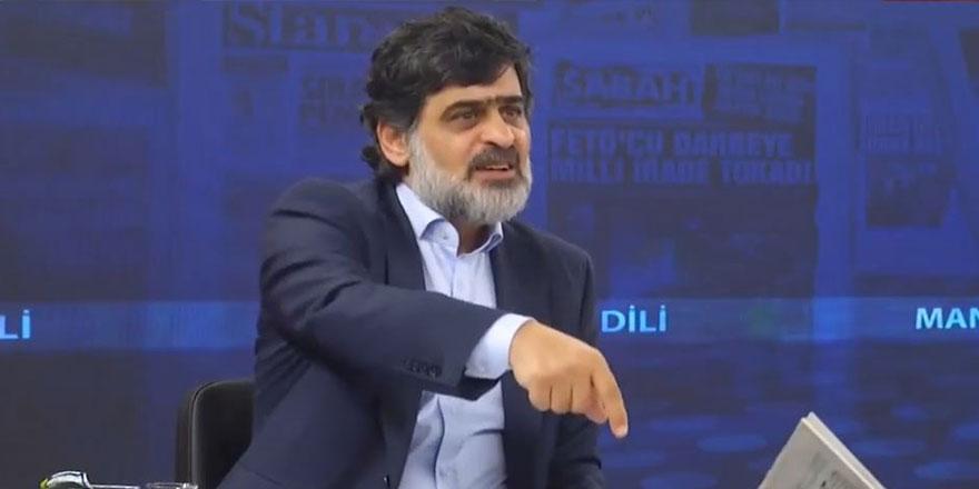 Yeni Akit Yazı İşleri Müdürü Ali Karahasanoğlu'ndan skandal sözler: Bebeğinize mama veriyorsanız...