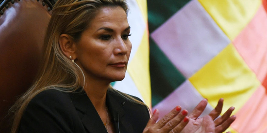 Darbeyle gelen eski Bolivya Devlet Başkanı Anez ve 5 eski bakan için karar