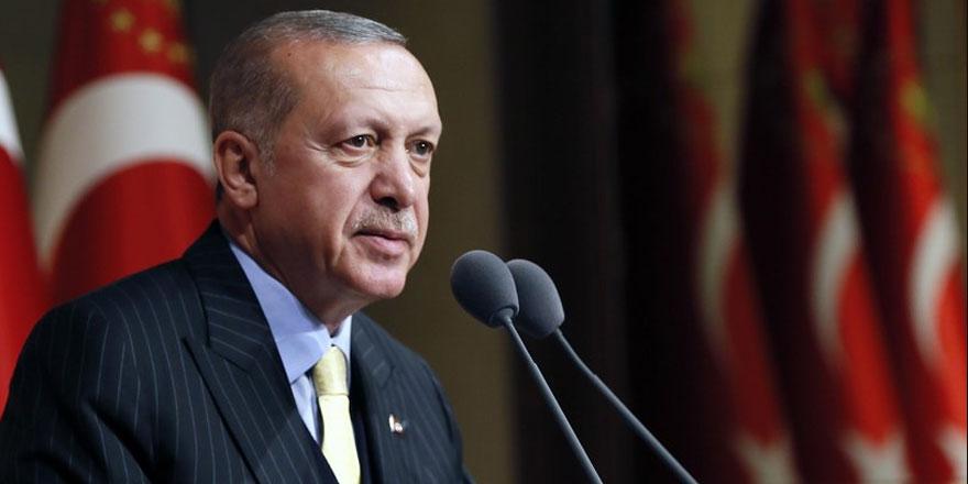 Erdoğan'dan Soylu'ya taziye mesajı