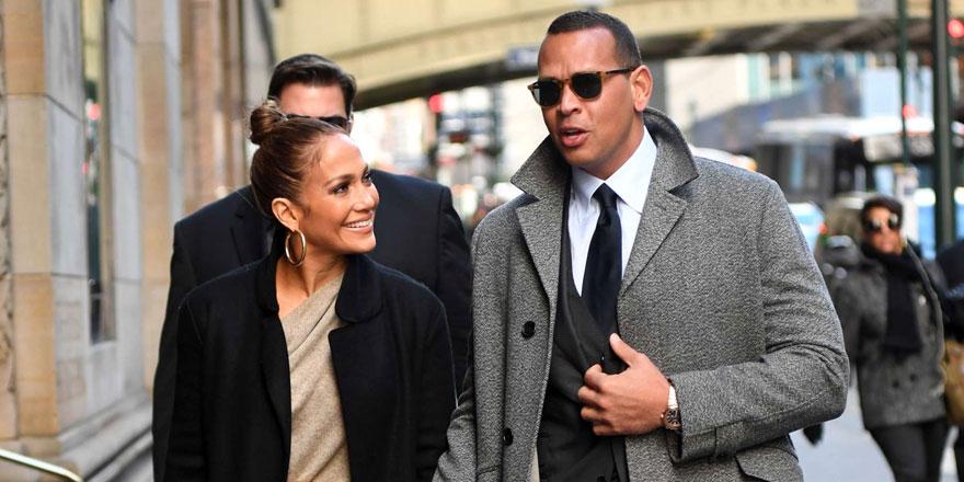 Jennifer Lopez ile Alex Rodriguez'den ayrılık kararı!