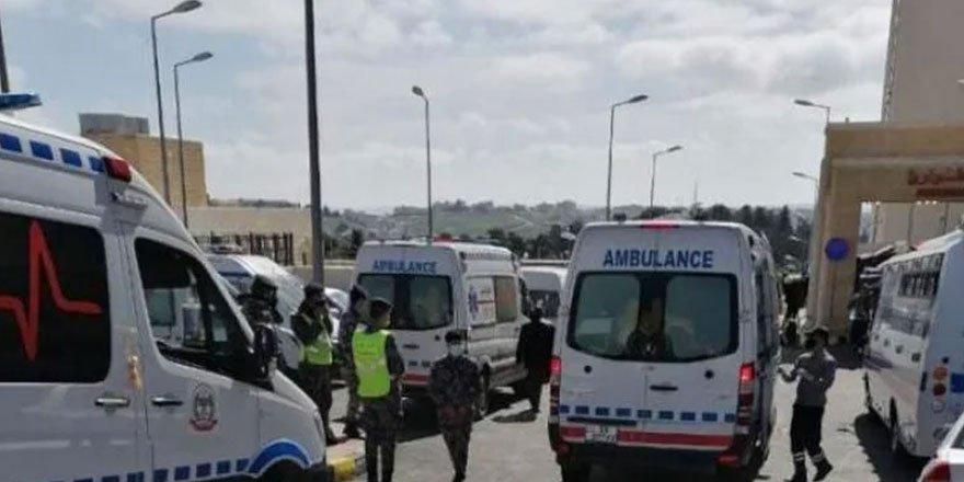 8 hastanın ihmalle ölmesi Ürdün Sağlık Bakanı'nın istifasına neden oldu