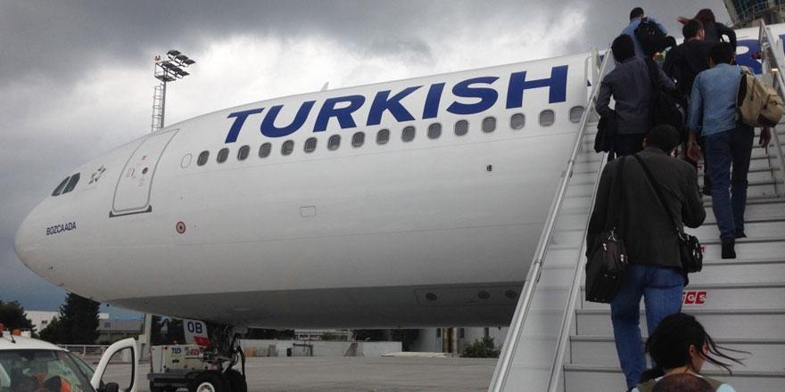 THY'den yolculara form uyarısı yapıldı