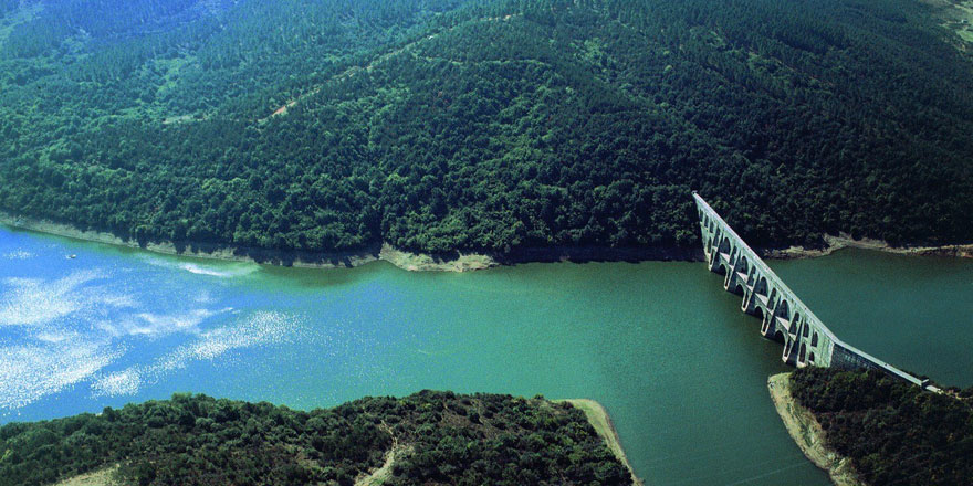 İstanbul'da barajlarda doluluk oranlarında son gelişme
