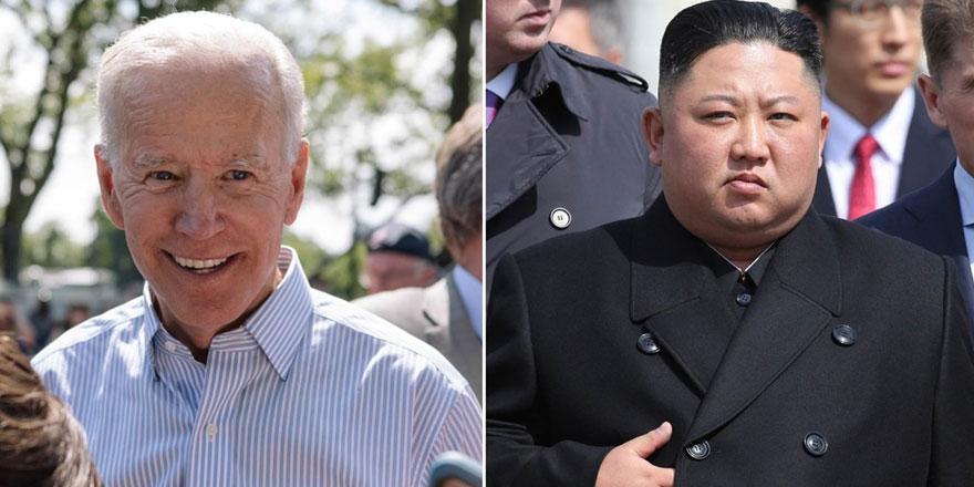 Kuzey Kore'nin Biden'ı görmezden geldiği iddia edildi