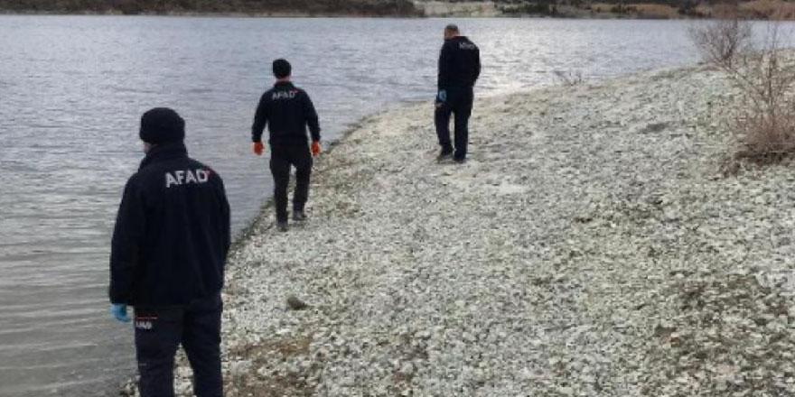 Kütahya'da kayıp adamın cansız bedeni barajda bulundu