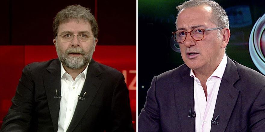 Fatih Altaylı'dan Ahmet Hakan'a çok sert 'viskici teyze' tepkisi
