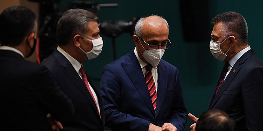 Ankara'dan bomba iddia! AKP'li 6 bakan görevden alınıyor