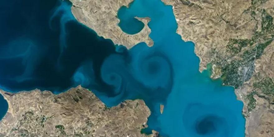 Birincilik gelebilir! NASA yarışmasında Van Gölü sürprizi