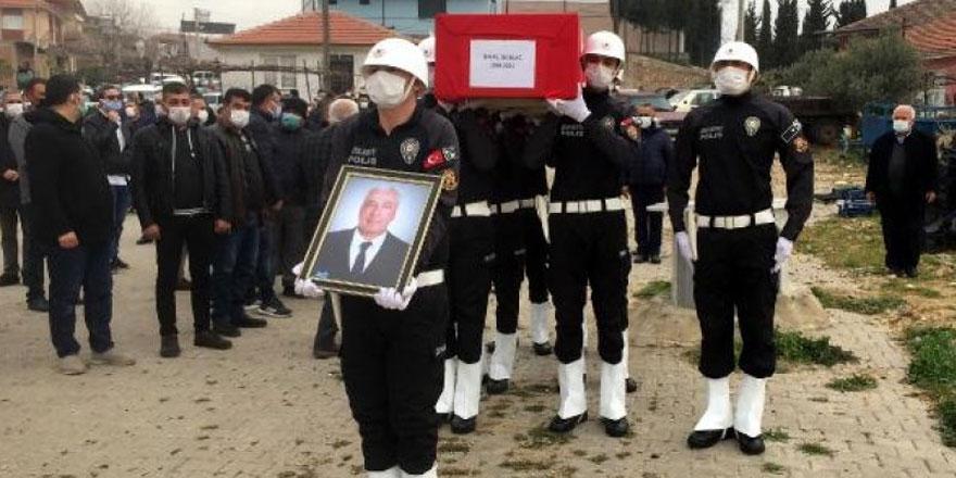 DSP'li eski milletvekili İsmail Bozdağ son yolculuğuna uğurlandı