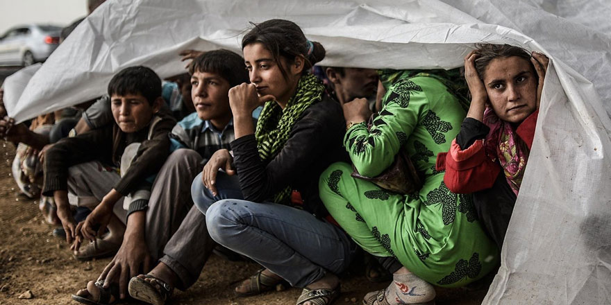 Dışişleri Bakanlığı'ndan Suriyeli sığınmacılarla ilgili çağrı
