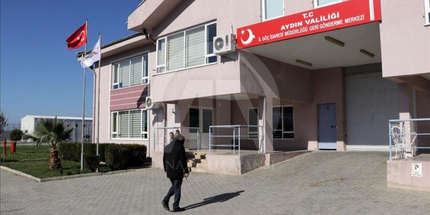 Geri gönderme merkezi nizamiye binası yapıyor