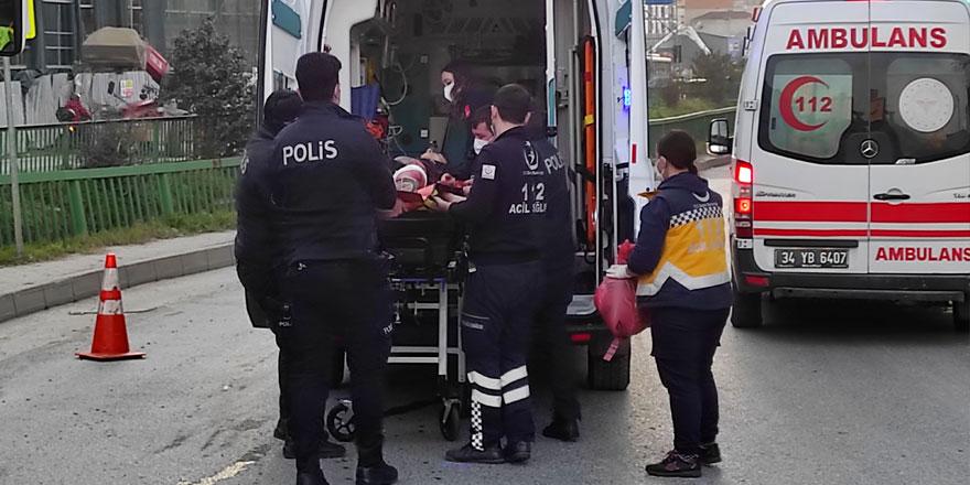 İstanbul Kağıthane'de silahlı saldırı