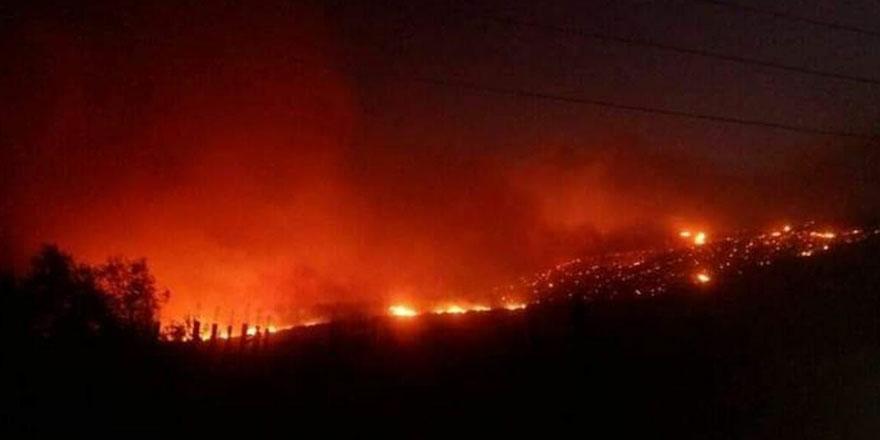 Türkiye- Suriye sınırındaki Cerablus'a saldırı