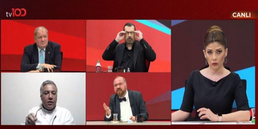 Canlı yayında ortalık karıştı! AKP'li ve CHP'li isim birbirine girdi