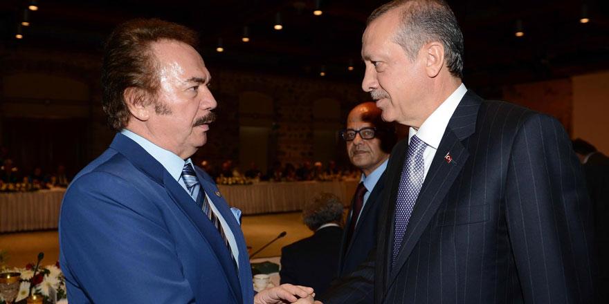 Orhan Gencebay Cumhurbaşkanı Erdoğan'ı öve öve bitiremedi! CHP'yi kızdıracak sözler...