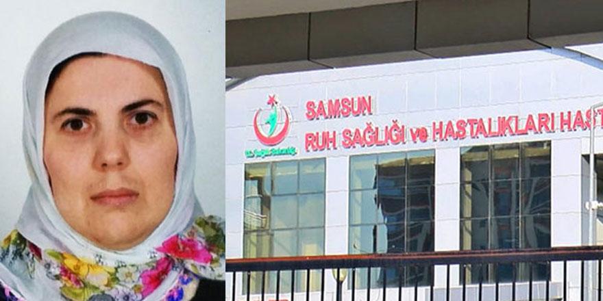 Samsun'da şizofreni hastası Nadiye Yıldız'ı boğan  Arife Kise: Ölümü hak ettiğini düşündüm