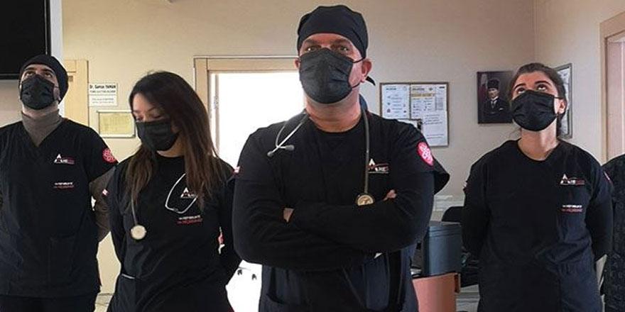 Aile hekimleri, talepleri karşılanana dek siyah önlük giyecek