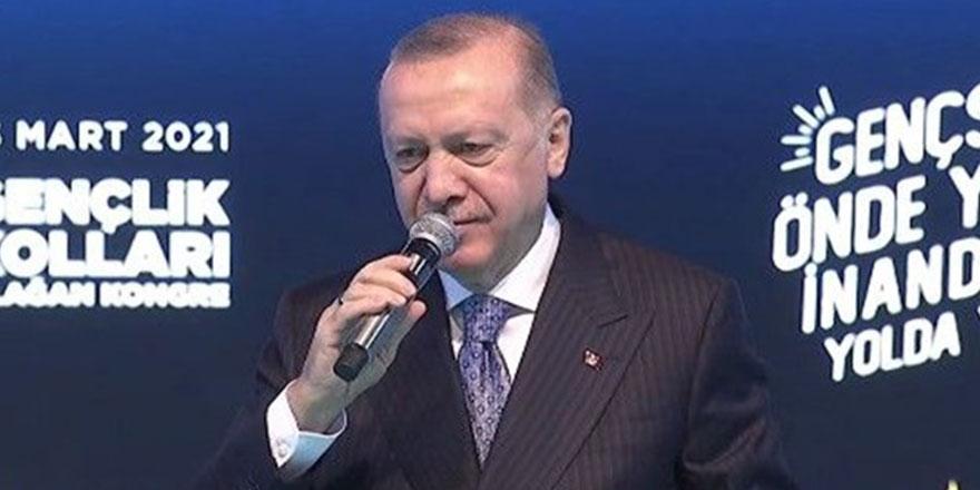 Cumhurbaşkanı Recep Tayyip Erdoğan AKP Kongresinde açıklamalar yaptı!