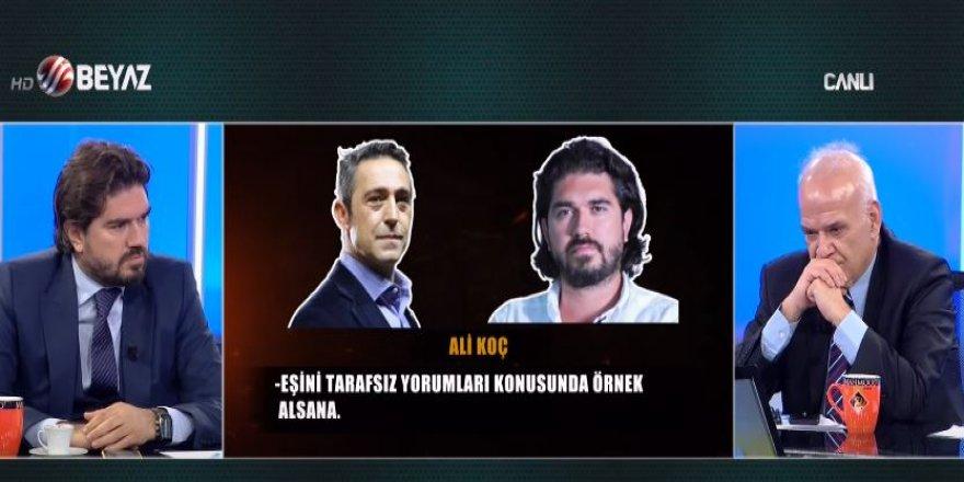 Ali Koç'tan cenazede karşılaştığı Rasim Ozan Kütahyalı'ya olay sözler!