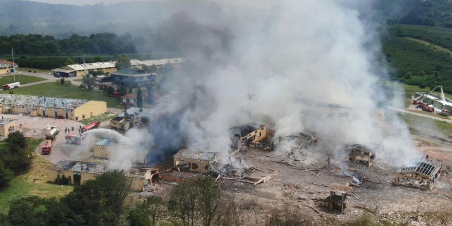 Sakarya'da 7 işçiye mezar olan havai fişek fabrikasının sahibinden skandal savunma