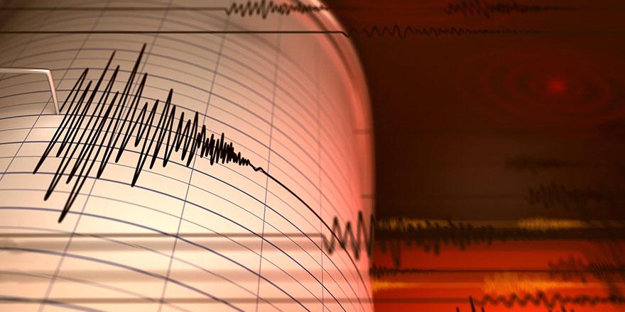 Son dakika... Burdur'da korkutan deprem