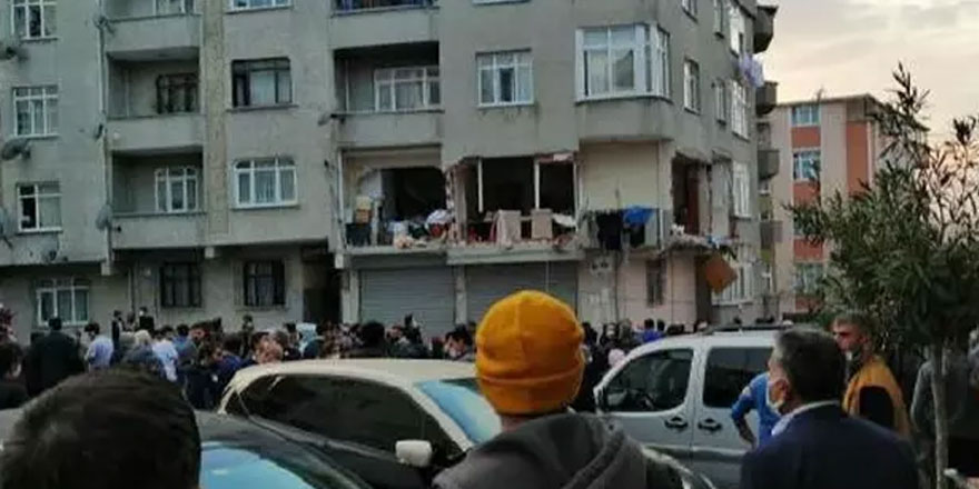 Son dakika... İstanbul Gaziosmanpaşa'da bir binada patlama!