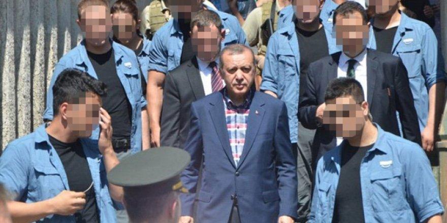 Erdoğan'ı şoke eden olay! Koruma polisi intihar etti