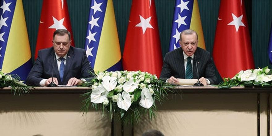 Cumhurbaşkanı Erdoğan'dan Mısır açıklaması