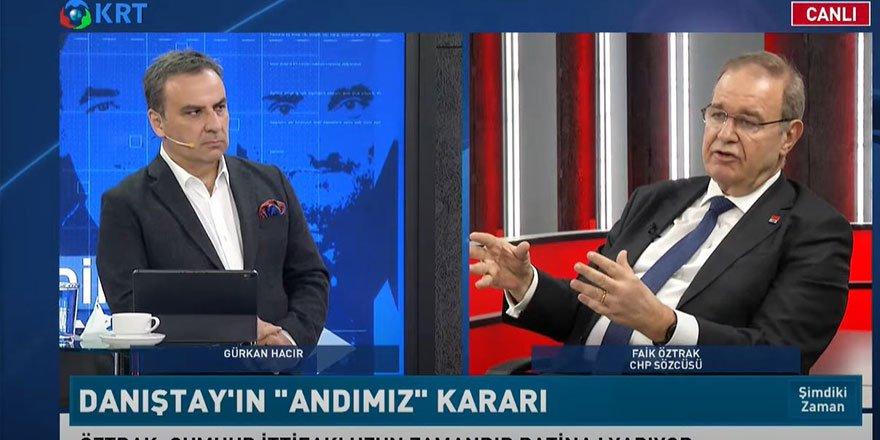 Faik Öztrak'tan MHP'yi köşeye sıkıştıracak 'Andımız' sorusu