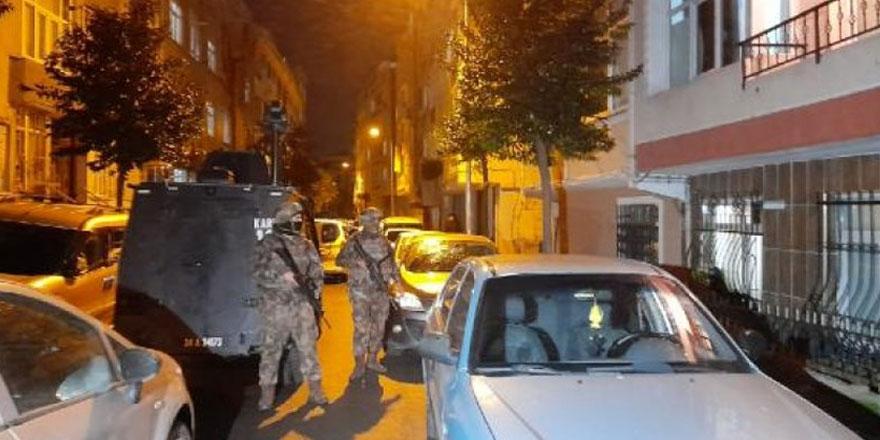 İstanbul'da 11 ilçede IŞİD operasyonu: Çok sayıda gözaltı