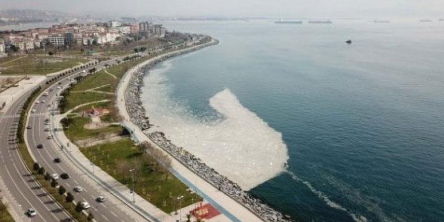 Kartal ve Pendik sahilindeki kirliliğin sebebi belli oldu
