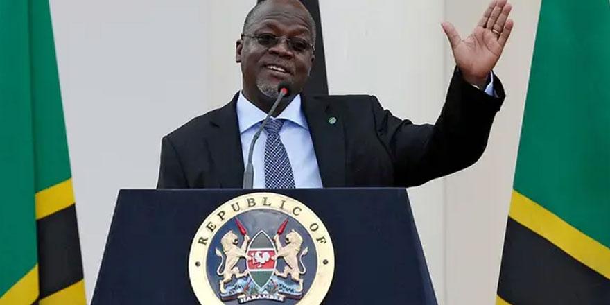 Tanzanya Devlet Başkanı John Magufuli ortadan kayboldu