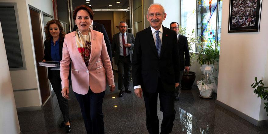 Meral Akşener ve Kemal Kılıçdaroğlu Çanakkale yolcusu