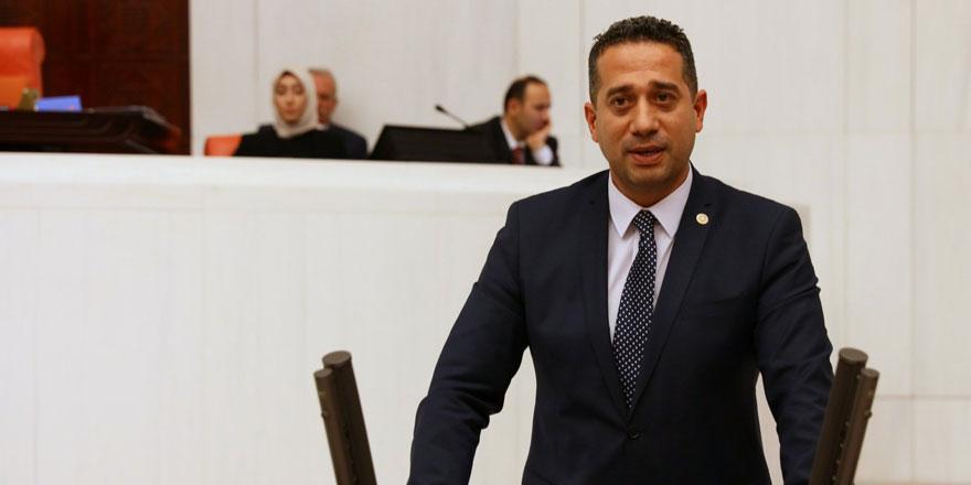 Cumhur İttifakı üyeleri neden utanıp meclisi terk etti? CHP'li Ali Mahir Başarır açıkladı
