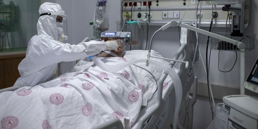 Korona virüs vaka sayıları açıklandı: 73 kişi hayatını kaybetti
