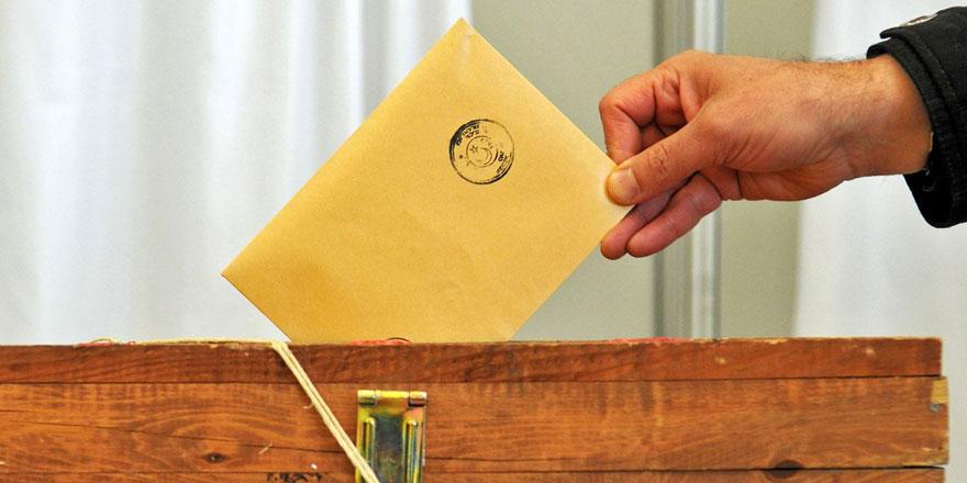 AKP'nin seçim taslağında dikkat çeken düzenleme