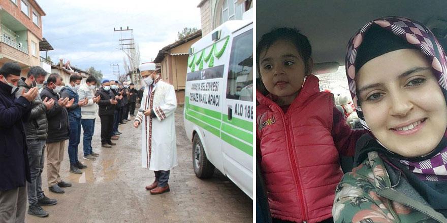 Amasya'da hamile kadın korona virüse yenik düştü