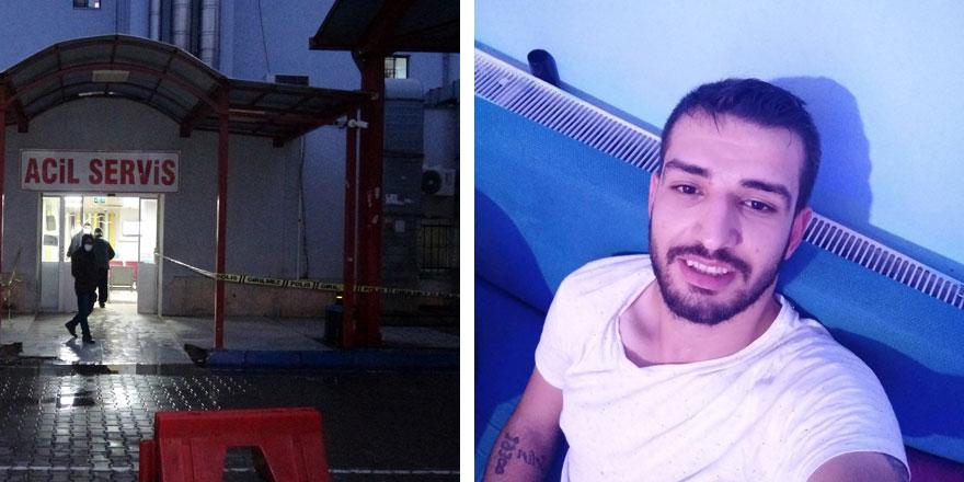 İzmir'de boynundan vurulduktan sonra hastane bahçesine bırakılan genç kurtarılmadı