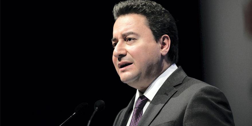 Ali Babacan'ın DEVA'sında şok istifa kararı!