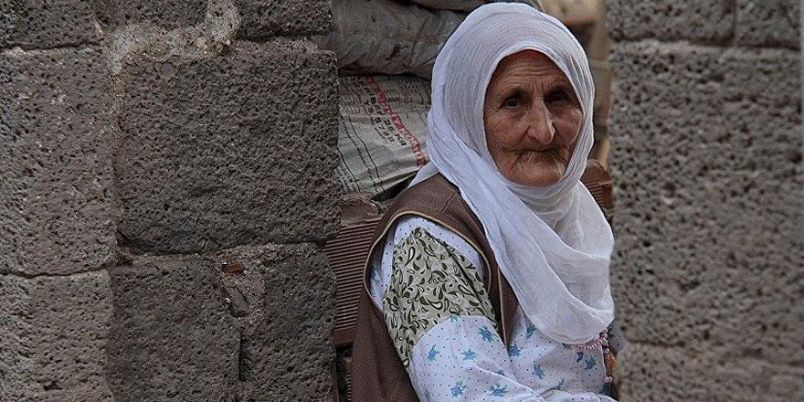 Yaşlı nüfus son beş yılda yüzde 22,5 arttı